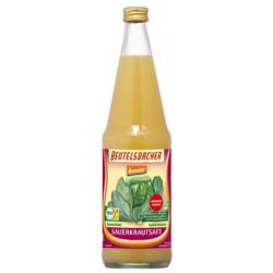 Bag BACHER - sauerkraut juice milk fermented sour 0,7 l