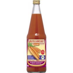 BEUTELSBACHER - el jugo de zanahoria 'Rothild/Rodelika' zumo en bruto - 0,7 l