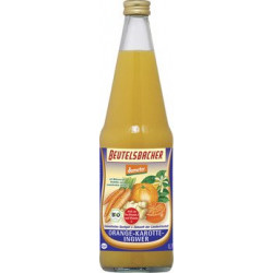 Bag BACHER - Orange-carrot-ginger juice - 0.7 l