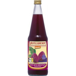 Bag BACHER - Beetroot Robuschka juice - 0.7 l