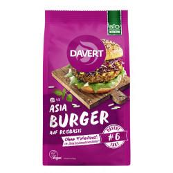 Davert - Riz Burger d'Asie - 160g
