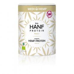 Medihemp - organic hemp protein-natural - 330g