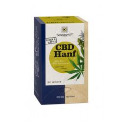 Sonnentor - organic CBD hemp tea - 27g