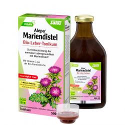 Salus - Alepa® Mariendistel Bio-Leber-Tonikum - 500ml