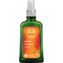 Weleda - Árnica, Aceite de Masaje - 100 ml