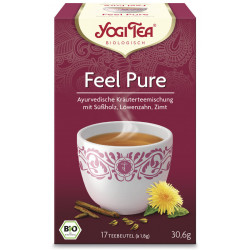 Yogi Tea - Feel Pure 17 St