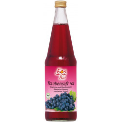 EOS - jus de Raisin rouge - 0,7 l