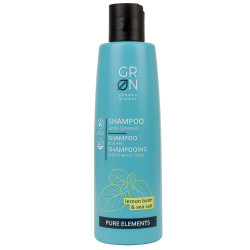 GRN - Shampoo Anti-Fett Lemon Balm & Sea Salt - 250ml