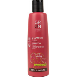 GRN - Shampoo vitality, Broccoli & Olive - 250ml