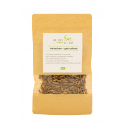 Six feet-to-eat - crickets-dried - 50g