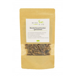 Six feet-to-eat - to-wall grasshopper dried - 50g