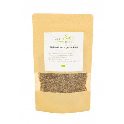 Six feet-to-eat - meal worms dried - 50g