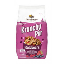 Barnhouse - Krunchy Pure forest berry - 375 g