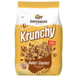 Barnhouse - crunch oat clusters - 600 g