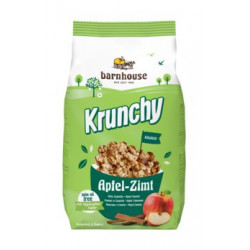 Barnhouse - Krunchy Apple-cinnamon 375 g