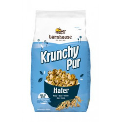 Barnhouse - Krunchy Pur Hafer - 375 g