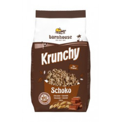 Barnhouse - Krunchy chocolate 375 g
