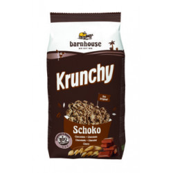 Barnhouse - Krunchy chocolate 750 g