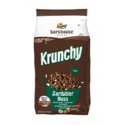 Barnhouse - Krunchy le chocolat Noir et Noix de 750 g