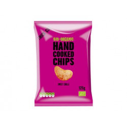 Transformer hand cooked Chips Sweet Chili 125 g