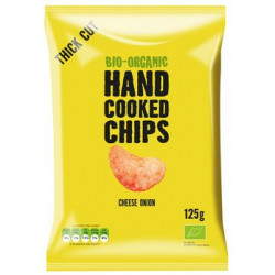 Trafo  - Handcooked Cheese & Onion - 125 g