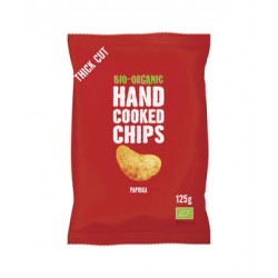 Trafo, FZ Organic Food bv. - Handcooked Chips Paprika - 125 g