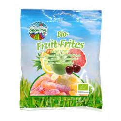 Ökovital - Frites alla frutta biologica - 100 g