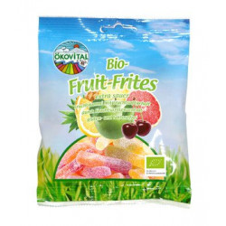 Ökovital - Frites de fruits bio - 100 g