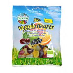 Ökovital - Bio Veggie Hearts - 100 g
