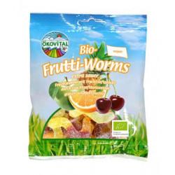 Ökovital - Bio Frutti Worms - 100 g