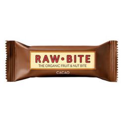 RAW BITE - RAW BITE, - Cacao - 50 g de