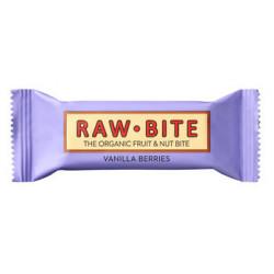 RAW BITE - RAW BITE - Vanilla Berries - 50 g