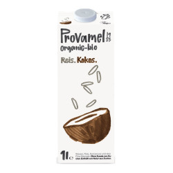 Provamel - rice coconut...