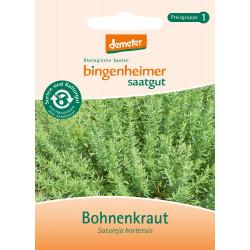 Bingenheimer Saatgut - Bohnenkraut einjährig