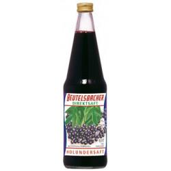 BEUTELSBACHER - baya del saúco de jugo naturtrüber zumo en bruto - 0,7 l