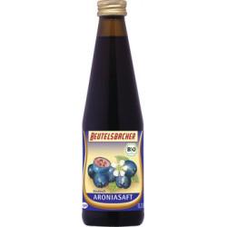 BEUTELSBACHER - La Aronia zumo en bruto - 0,33 l