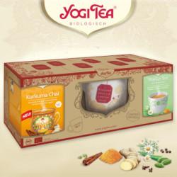 Yogi Tea - Tea & Stövchen...