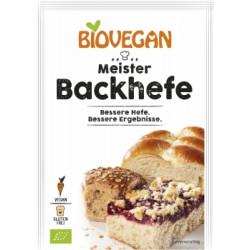 Biovegan - master Baker's yeast for 500g flour, 7g