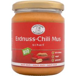 Eisblümerl - Erdnuss Chili Mus - 250g