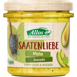 Allos - Saatenliebe Mohn Avocado - 135 g