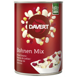 Davert - Bohnen Mix 400g - 400 g
