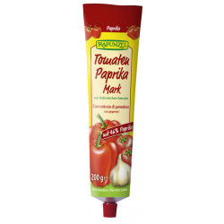 Rapunzel - tomato and red pepper paste in the Tube - 200g