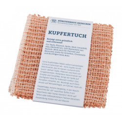 Redecker Copper Cloth - 2 Piece