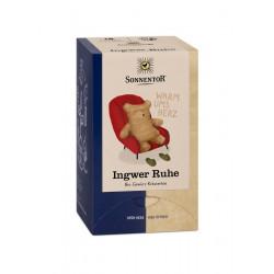 Sonnentor ginger peace tea organic - 32.4 g