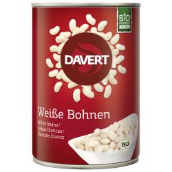 Davert - Weiße Bohnen - 400g