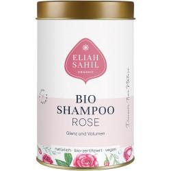 Eliah Sahil - Bio Pulver-Shampoo Rose Glanz/Volumen - 100 g
