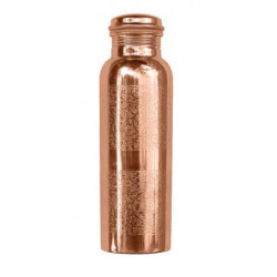 Forrest & Love copper water bottle-engraved - 600ml
