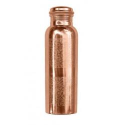 Forrest & Love - Kupfer Trinkflasche graviert - 600ml