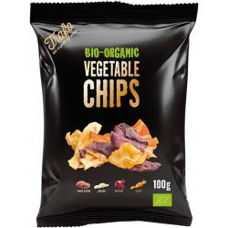 Transformador - Vegetable Fichas - 100 g