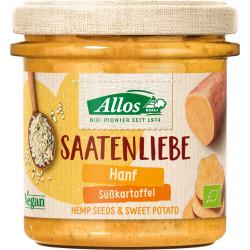 Allos - Saatenliebe de Chanvre, de la Patate douce 135 g